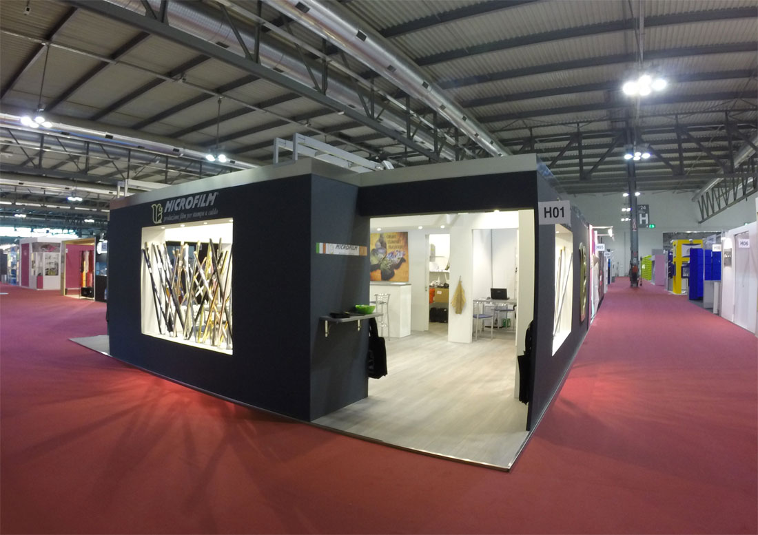 Lineapelle fair milan september 2015 microfilm srl for Fiera milano 2016